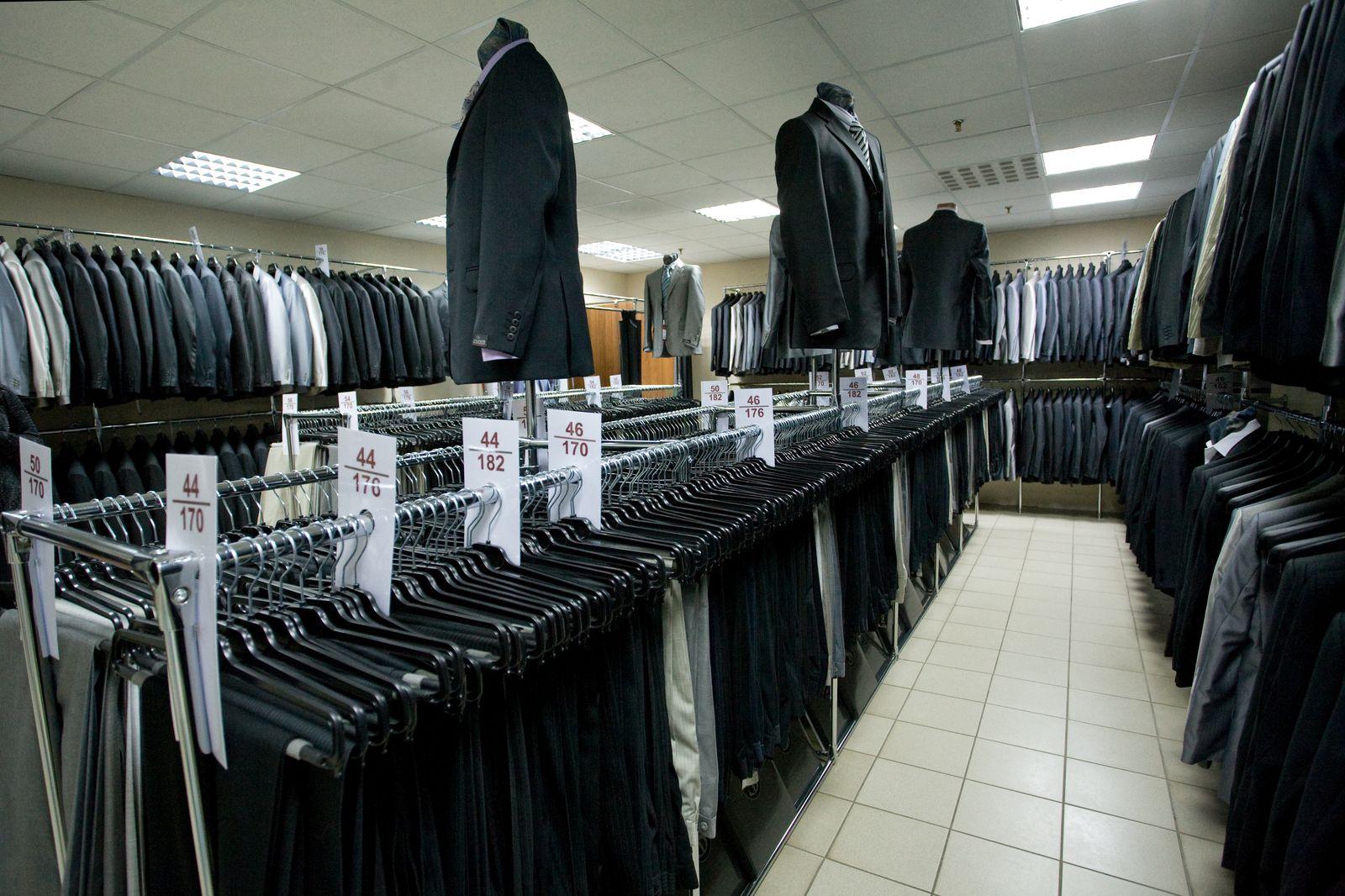 Магазин Мужской Одежды Больших Размеров В Самаре